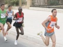 Victoire de Nadia Ejjafini et Hammou Moudouji