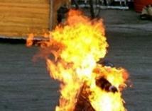 Immolation par le feu d'un quinquagénaire à Meknès