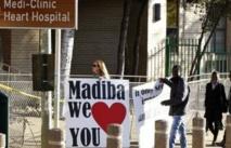 Nelson Mandela au seuil de la mort