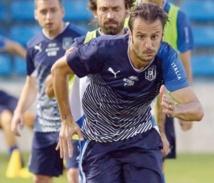 Marchisio confiant en Gilardino