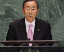 Message Royal à Ban-Ki-moon sur la question du Sahara