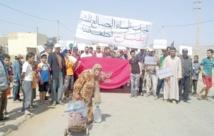 Sidi Bennour : la marche pour l'eau