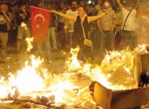 La protestation se poursuit en Turquie