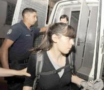 Remise en liberté des trois Femen en Tunisie