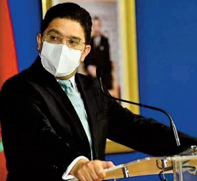 Rabat rejette les tentatives de Madrid d' occulter la véritable origine de la crise
