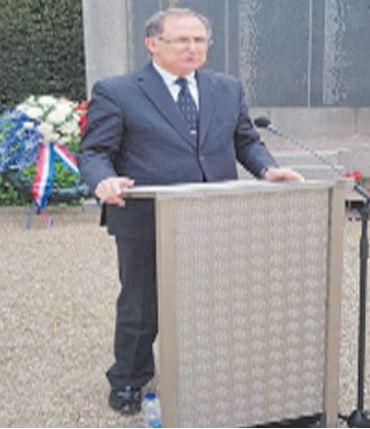 Hommage aux soldats marocains tombés sur le champ d'honneur aux Pays-Bas