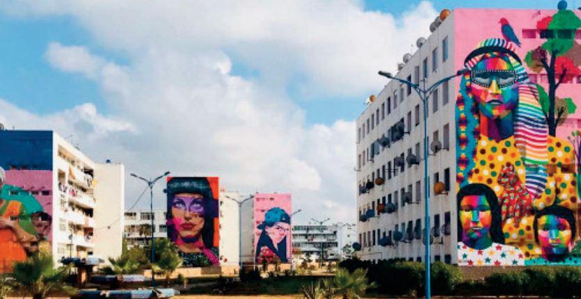 """""""Eye on the street"""": Un concours d' art vidéo à l' occasion du bicentenaire de la Légation américaine de Tanger"""