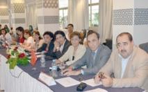 Driss Lachgar à la clôture du Forum social-démocrate arabe