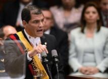 L'Equateur hausse le ton face aux Etats-Unis dans l'affaire  Snowden
