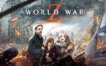 Brad Pitt et son fils Maddox à l'affiche du film «World War Z»