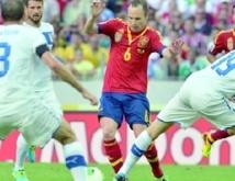L'Espagne a été jusqu'au bout de  la nuit et des tirs au but face à l'Italie