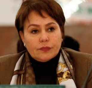 Bouchra Hajij nommée vice-présidente du CE de la FIVB