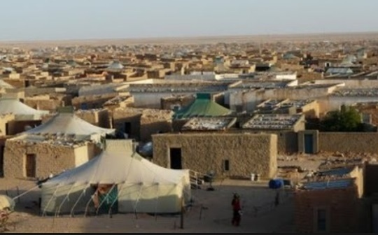 Les jeunes Sahraouis s'en prennent au secrétaire général du Polisario