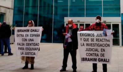 Madrid se trompe si elle pense qu ' en renvoyant Brahim Ghali avec les mêmes procédés le problème va être résolu