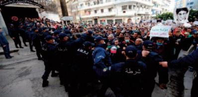 """""""Tous les voyants au rouge en Algérie """""""