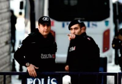 La Turquie arrête un artificier de l'EI recherché par les Etats-Unis