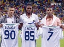 Belhanda au Dynamo Kiev