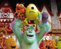 """Monstres Academy"""" garde la tête du box-office américain"""