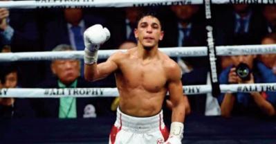 Nordine Oubaali défend son titre de champion du monde WBC samedi à Los Angeles