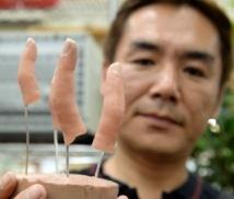 Pour les ex-yakuza japonais, de faux doigts pour une vraie vie