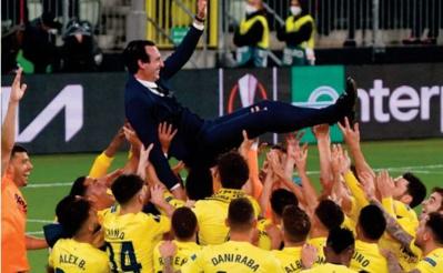 Emery le spécialiste emmène Villarreal à la victoire sur Manchester United