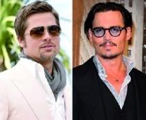 Johnny Depp et Brad Pitt se battent pour la même maison