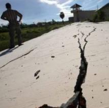 Après un séisme, la Terre se guérit comme le corps humain répare une plaie