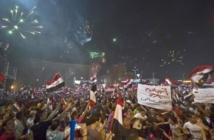 L'armée égyptienne renverse le président Morsi