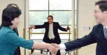 La Corée du Nord d'accord pour discuter avec Séoul
