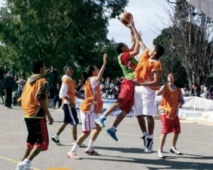 Conférence sur l'éducation et le basket-ball