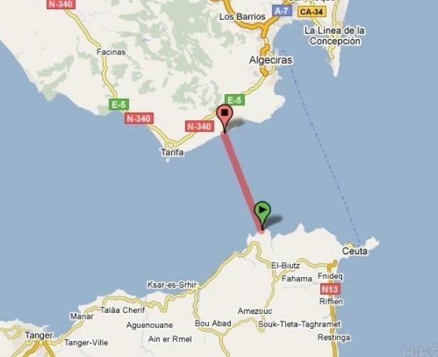 L'ONU dépoussière le projet de liaison fixe à travers le Détroit de Gibraltar