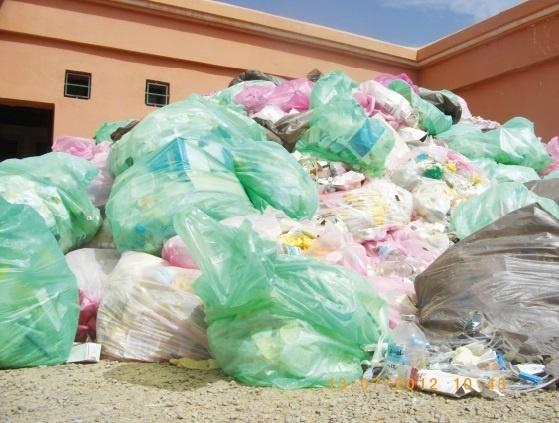 Une gestion anarchique et inquiétante des déchets médicaux à Oujda