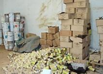 50 tonnes de pesticides périmés quittent Casablanca pour la France