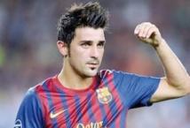 David Villa rejoindra l'Atletico Madrid