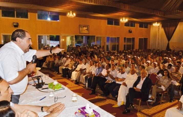 Driss Lachgar : Nous sommes pour la légitimité populaire