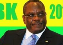 Conférence du président du Rassemblement pour le Mali