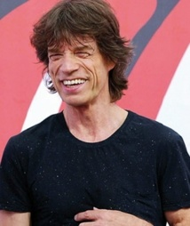 People : Mick Jagger a toujours la cote