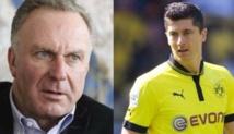 Rummenigge: Lewandowski rejoindra le Bayern en 2014