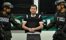 Extradition du dernier grand baron de la drogue de Colombie