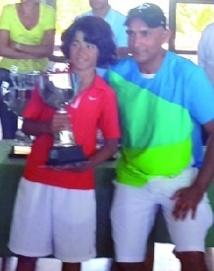 Du haut de ses 9 ans, Hamza El Amine champion du Maroc