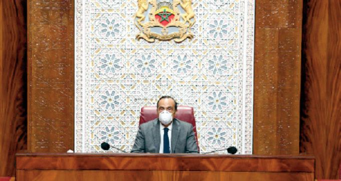 Habib El Malki affirme l'adhésion de la Chambre des représentants à la mise en œuvre du NMD