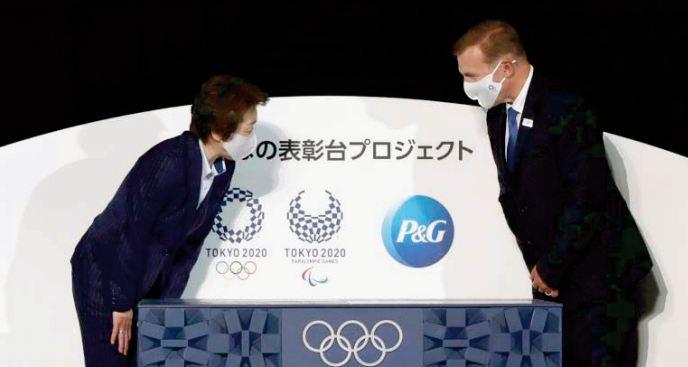 A J-50, la présidente de Tokyo-2020 sûre à 100% que les JO auront lieu