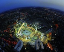 La grande Mosquée de la Mecque (2/2)