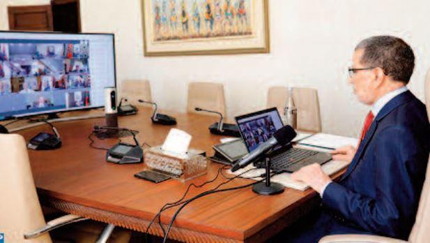 S.M le Roi donne ses Hautes instructions pour que les ministres poursuivent leurs missions sans couverture des médias publics