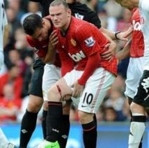 Blessure de Wayne Rooney