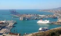 Progression du trafic conteneurs à Tanger Med