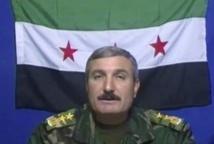 Assassinat du chef de l'Armée syrienne libre