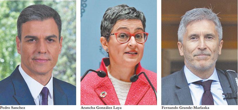 L' exécutif espagnol s ' empêtre dans les remous du Ghaligate