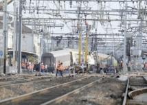 Une pièce d'aiguillage défaillante à l'origine de la catastrophe ferroviaire près de Paris
