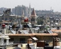 Les troupes de l'armée syrienne détiennent plus de 200 personnes dans une mosquée